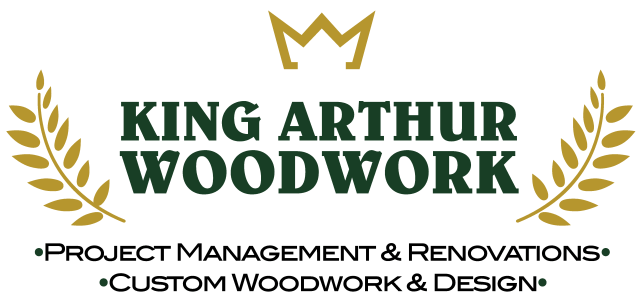 King Aruthur Woodwork - Specialists in Custom Cabinetry